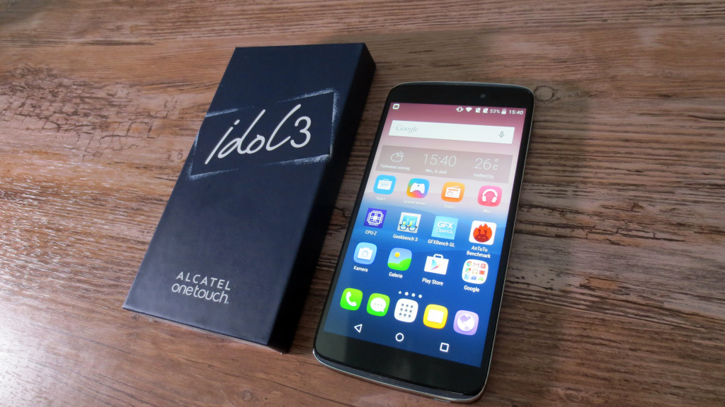 Alcatel One Touch Idol 3 © COMPUTER BILD
