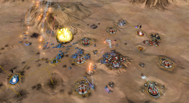 Ashes of the Singularity © Stardock Entertainment