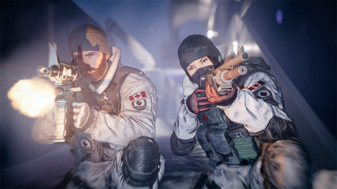 Rainbow Six Siege: Cheater ©Ubisoft