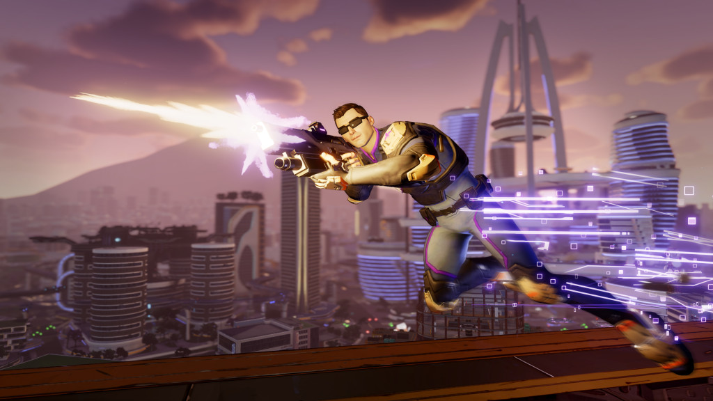 Agents of Mayhem © Deep Silver