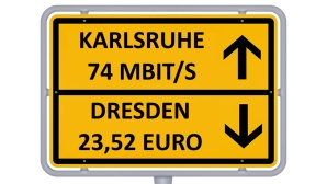 Highspeed-Internet: Deutsche St�dte im Vergleich ©PixlMakr � Fotolia.com