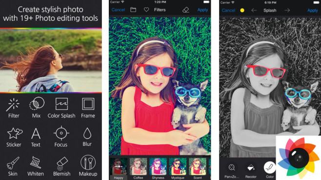 Toast - Photo Editor & Create stylish photos! © Junghyeon Kim