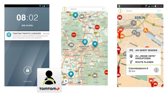 TomTom MyDrive © TomTom International BV