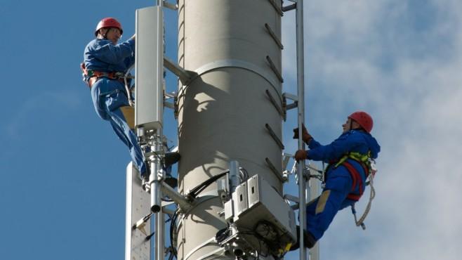 LTE-Mast der Telekom ©Telekom