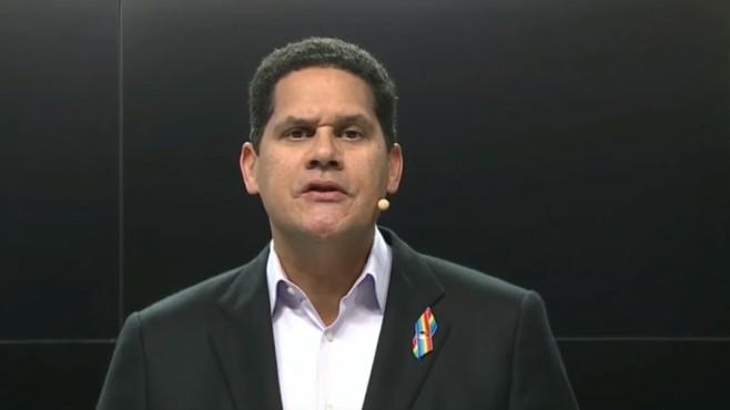 Reggie Fils-Aimé ©Youtube, Nintendo