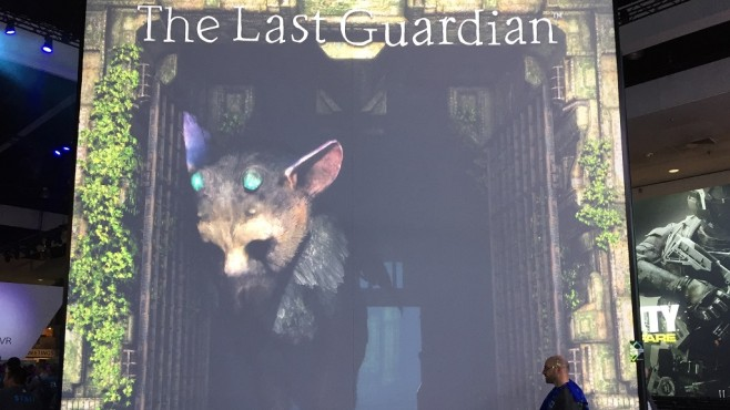 The Last Guardian © COMPUTER BILD