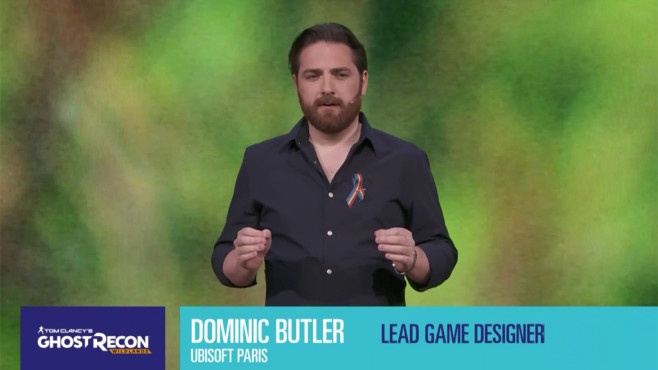E3 2016: Ubisoft-PK ©Ubisoft