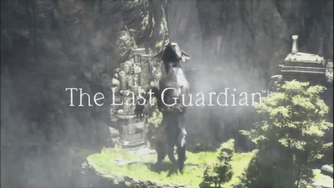 The Last Guardian © Sony