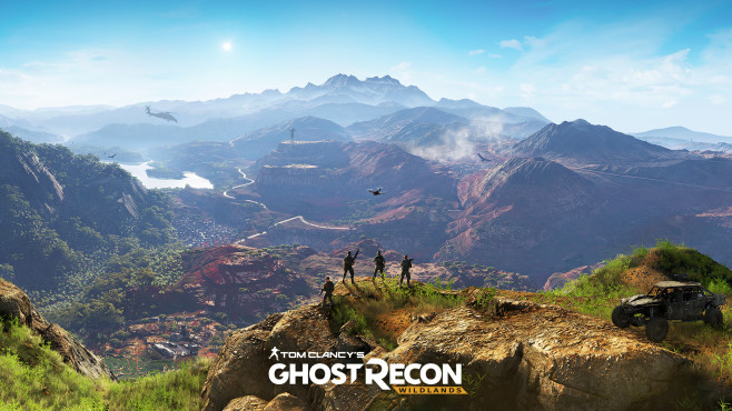 Ghost Recon – Wildlands © Ubisoft