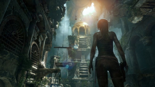 Rise of the Tomb Raider: 20 Year Celebration © Square Enix