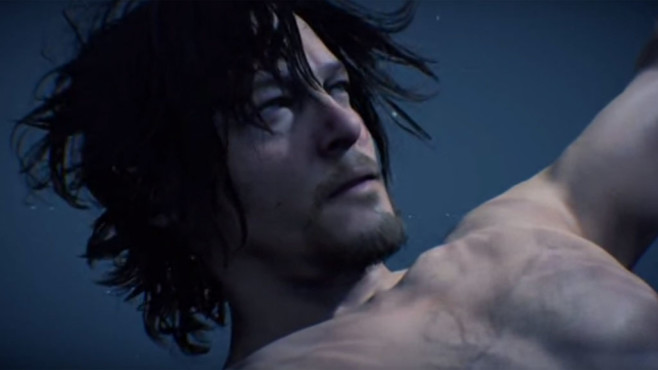 Death Stranding Reveal Trailer Screenshot ©Sony/Kojima Productions