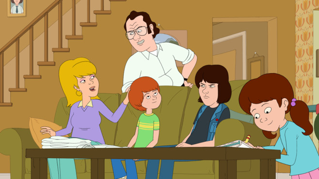 F is for Family © Netflix