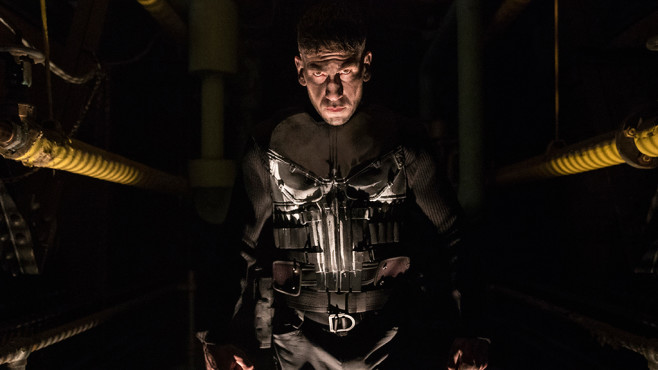 Marvel's The Punisher © Jessica Miglio / Netflix