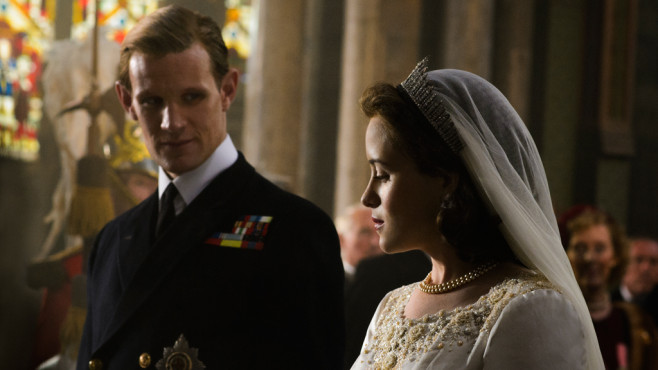 The Crown © Alex Bailey / Netflix