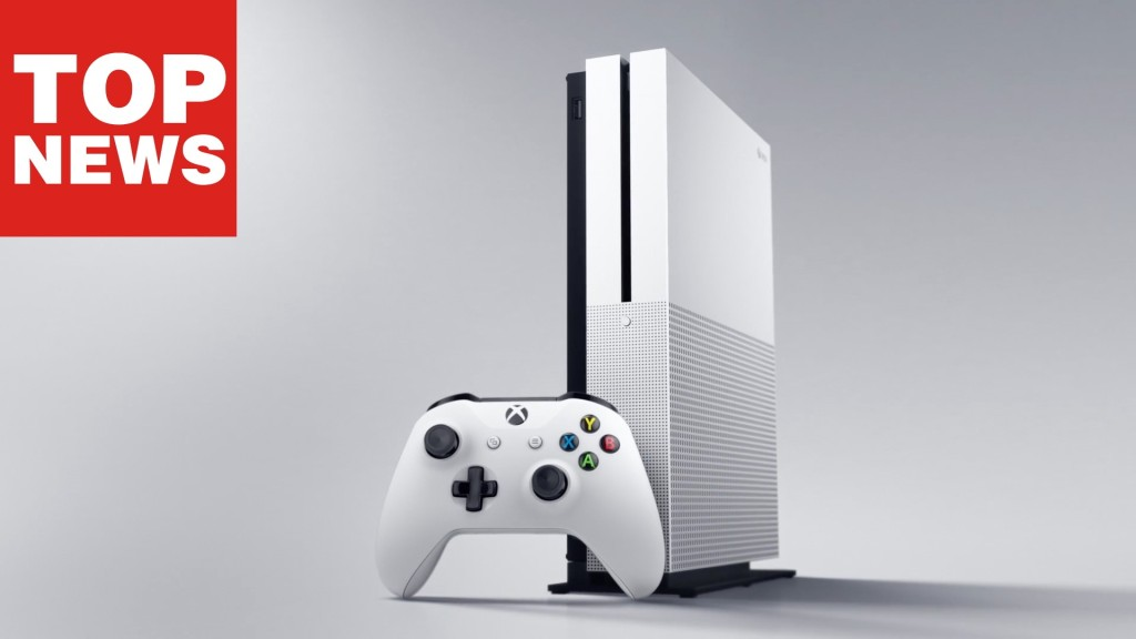 xbox one s erschlankte konsole ohne xxl netzteil. Black Bedroom Furniture Sets. Home Design Ideas