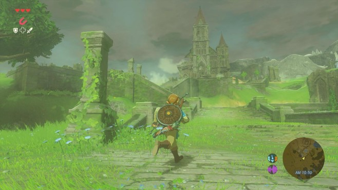 The Legend of Zelda � Breath of the Wild © Nintendo