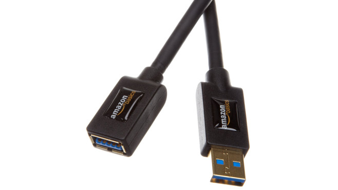 Amazon Basics USB-3.0-Verlängerungskabel © Amazon