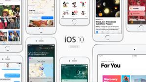 Apple iOS 10 Pressefoto ©Apple