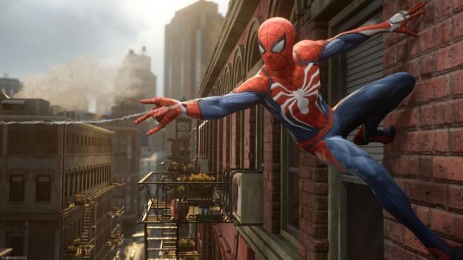 Spider-Man ©Insomniac Games