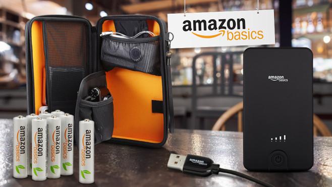 Amazon Basics ©Amazon, ©istock.com/TeerawatWinyarat