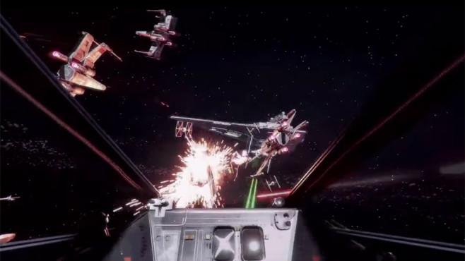 Star Wars –Battlefront: DLC VR-Missions ©EA