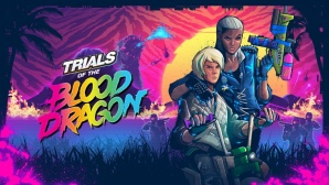 Trials of the Blood Dragon © Ubisoft