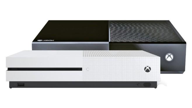 Xbox One, Xbox One S ©Microsoft