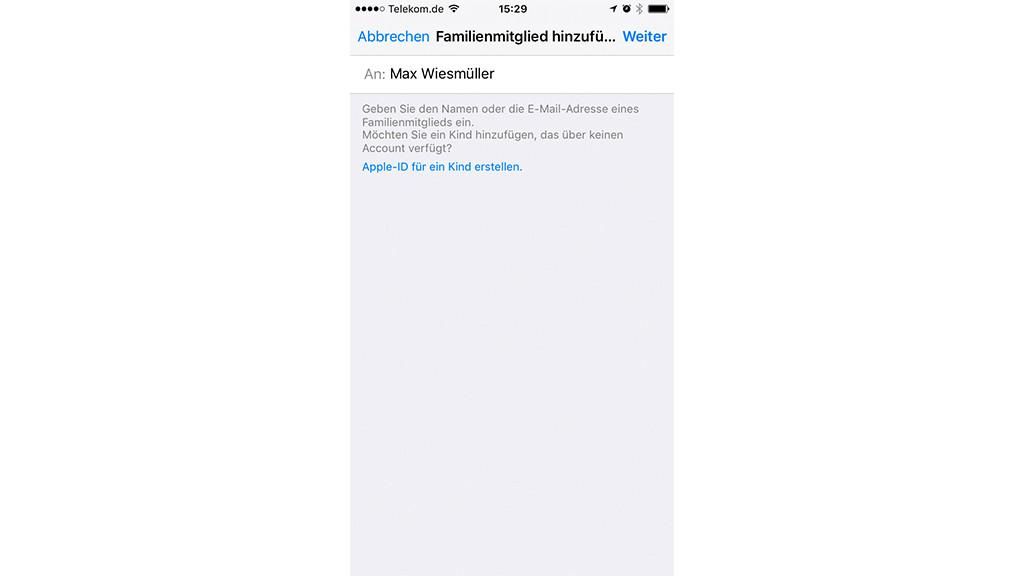 neue icloud email adresse erstellen