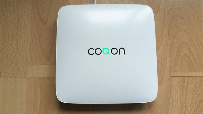 Coqon Qbox ©Computer Bild