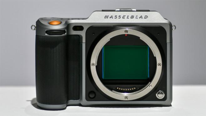 Hasselblad X1D-50c ©COMPUTER BILD