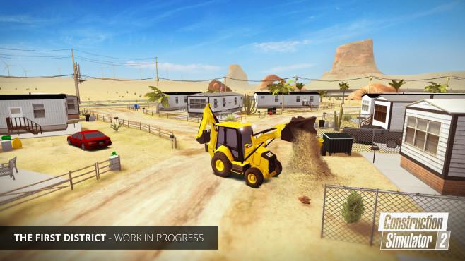 Bau-Simulator 2 ©Astragon