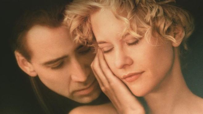 Stadt der Engel Seth (Nicolas Cage) und Maggie (Meg Ryan) ©Warner Bros