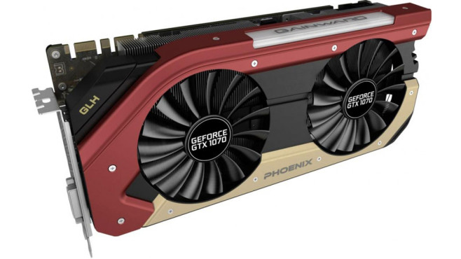 Gainward GeForce GTX 1070 Phoenix GLH © Gainward