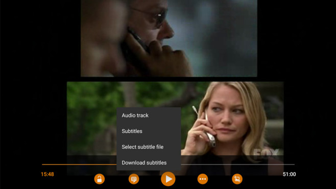 VLC f�r Android 2.0 ©Jean-Baptiste Kempf, VLC