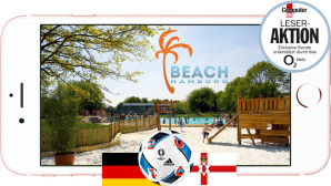 Exklusiv: Fu�ball im Spa�bad © Apple, DFB, Adidas, O2, COMPUTER BILD