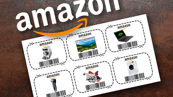 Amazon Coupons © Saeco, Hisense, XMG, Panasonic, Einhell, Indesit, Amazon, psdesign1 – Fotolia.com