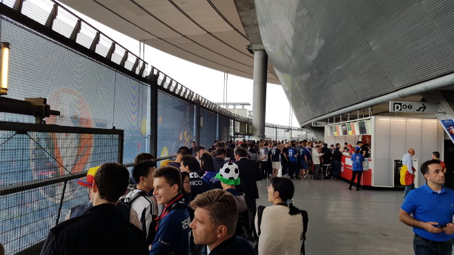 UEFA Deliver Me-App ausprobiert ©COMPUTER BILD