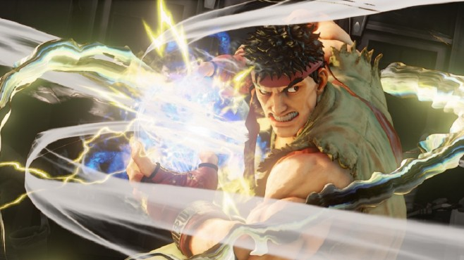 Street Fighter 5 Ryu © Capcom