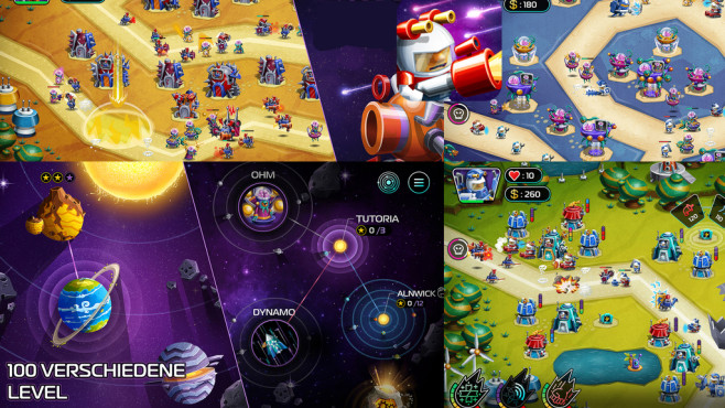 Galaxy Dwellers © ECC GAMES
