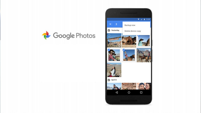 Google Fotos Pressefoto ©Google