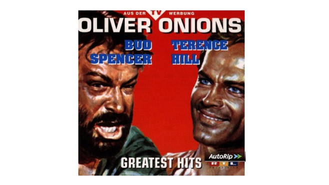 Spencer/Hill-Greatest Hits © Amazon