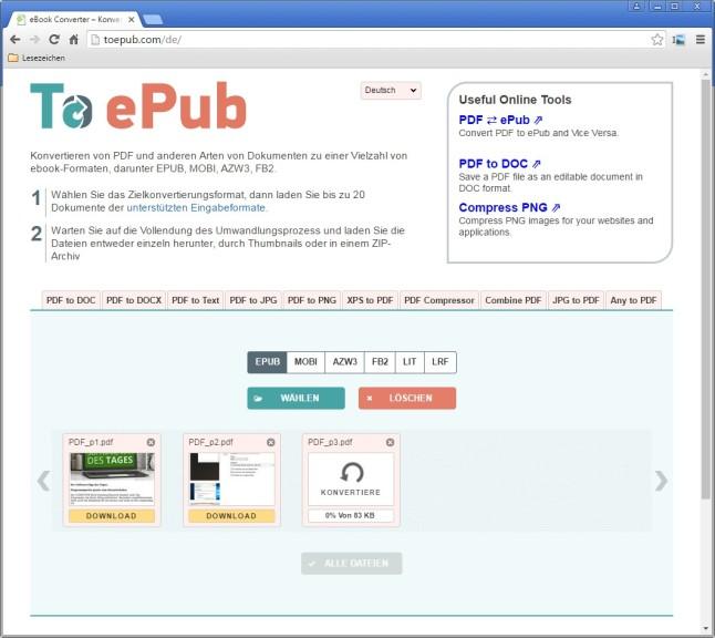 ebook umwandeln pdf nach ebook