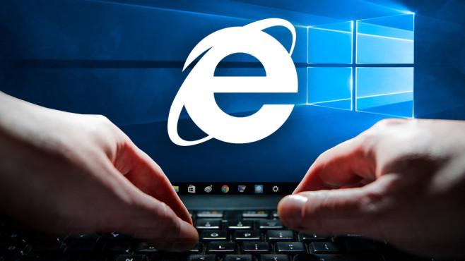 IE-App weiterverwenden unter Win10 ©Microsoft, Artur Marciniec – Fotolia.com