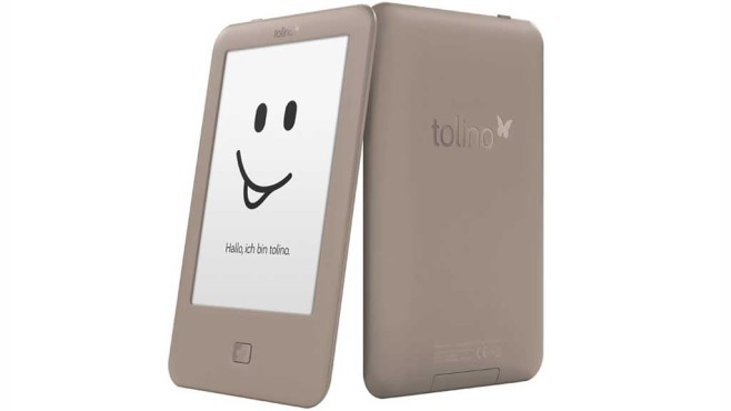 eBook-Reader Tolino Page © Tolino-Allianz