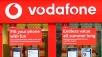 Vodafone-Shop in Gro�britannien ©dpa-Bildfunk
