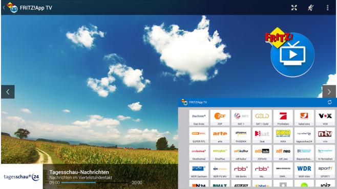 FritzApp TV ©AVM GmbH