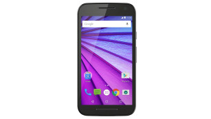 Motorola Moto G 3. Generation Smartphone (12,7 cm (5 Zoll) Touchscreen-Display, 16 GB Speicher, Android 5.1.1) schwarz © Amazon