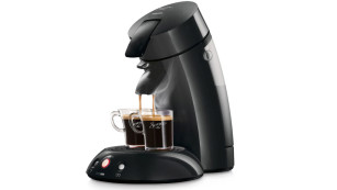 Philips Senseo HD7810/60 Original Kaffeepadmaschine, 1-2 Tassen, schwarz © Amazon