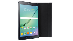 Samsung Galaxy Tab S2 T813 24,6 cm (9,7 Zoll) Tablet-PC (2 Quad-Core Prozessoren, 1,8 GHz + 1,4GHz, 3GB RAM, 32GB eMMC, Wifi, Android 6.0) schwarz inkl. Samsung Book Cover - Limited Edition © Amazon
