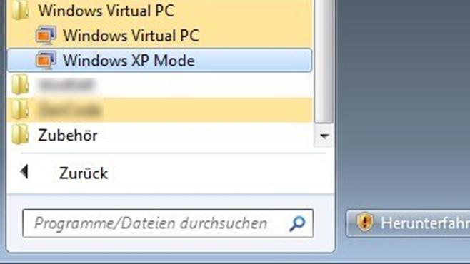 Alte XP-Programme und Win10-Edge-Browser nutzen ©COMPUTER BILD